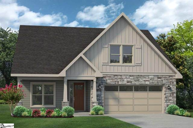 103 Ingrid Place #11, Simpsonville, SC 29681 (MLS #1421942) :: Prime Realty
