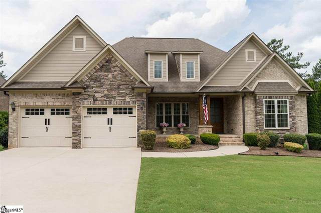 336 S Woodfin Ridge Drive, Inman, SC 29349 (#1421955) :: Hamilton & Co. of Keller Williams Greenville Upstate