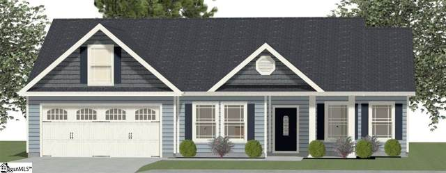 2535 Foster Road Lot 6, Inman, SC 29349 (#1421961) :: The Toates Team
