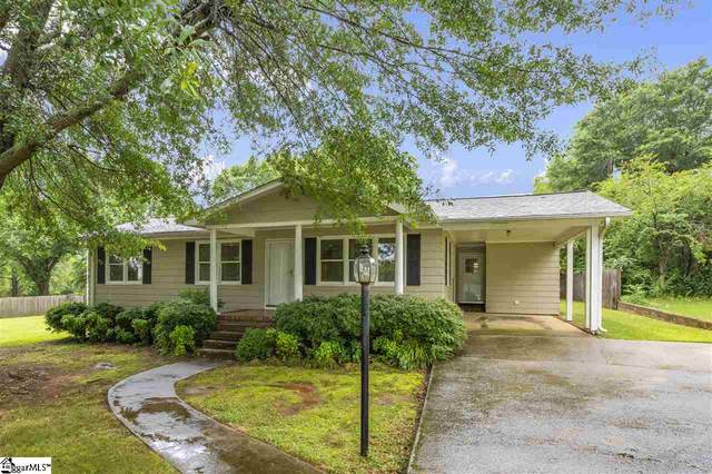 12 Curtis Drive, Greenville, SC 29611 (MLS #1421972) :: Prime Realty