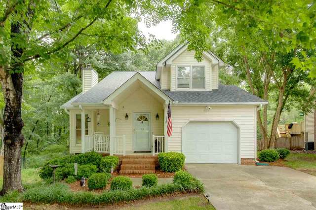 33 Chosen Court, Greer, SC 29650 (#1421978) :: Coldwell Banker Caine