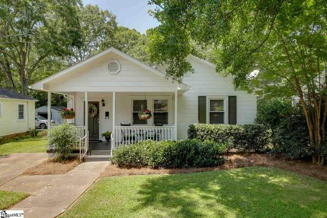 103 Brookway Drive, Greenville, SC 29605 (MLS #1421994) :: Prime Realty