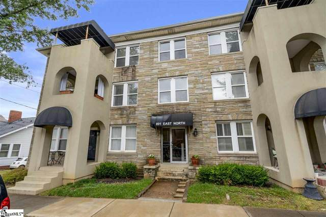 801 E North Street Unit 11, Greenville, SC 29601 (#1422007) :: Coldwell Banker Caine