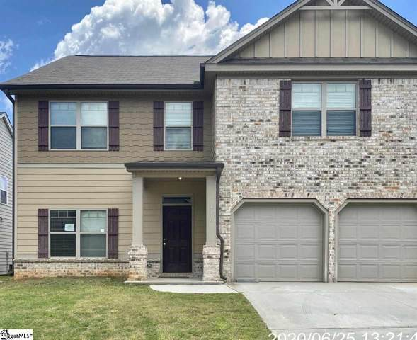 416 Coral Creek Way, Simpsonville, SC 29681 (#1422010) :: The Toates Team