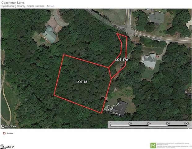 118 Coachman Lane, Greer, SC 29651 (#1422012) :: Dabney & Partners