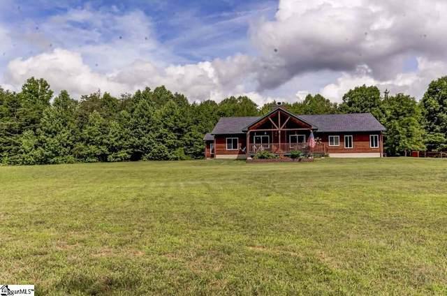 211 Red Hill Road, Landrum, SC 29356 (#1422018) :: Hamilton & Co. of Keller Williams Greenville Upstate
