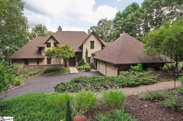 8 Moss Falls Lane, Landrum, SC 29356 (#1422026) :: Hamilton & Co. of Keller Williams Greenville Upstate