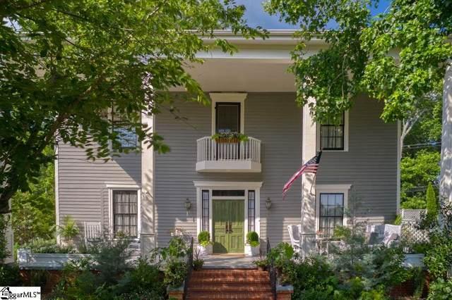 120 N Trade Street, Landrum, SC 29356 (#1422030) :: Hamilton & Co. of Keller Williams Greenville Upstate
