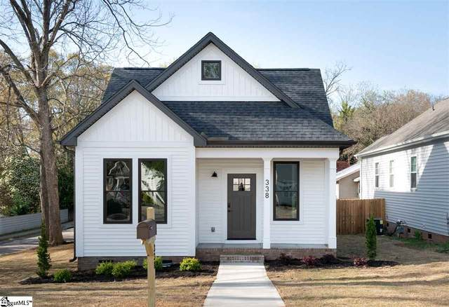 338 Ackley Road, Greenville, SC 29607 (#1422054) :: Coldwell Banker Caine