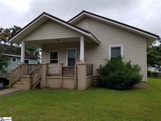 124 Pine Street, Clinton, SC 29325 (#1422098) :: Coldwell Banker Caine