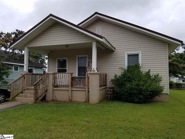 124 Pine Street, Clinton, SC 29325 (#1422098) :: Hamilton & Co. of Keller Williams Greenville Upstate