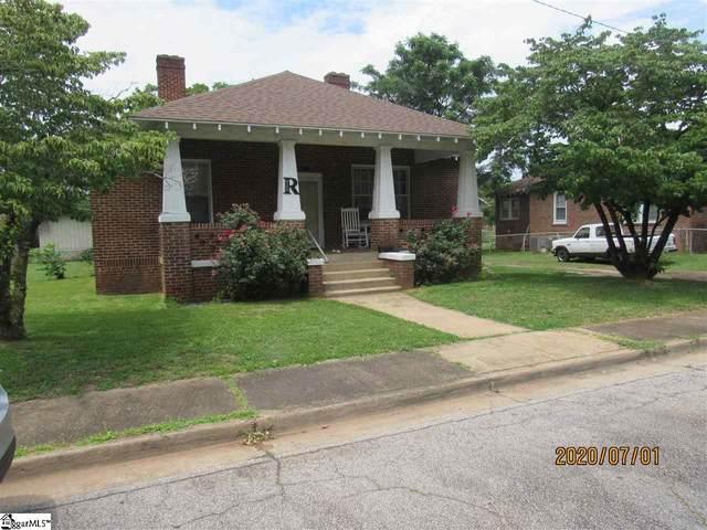 420 Abbott Avenue, Greenwood, SC 29646 (#1422099) :: The Toates Team