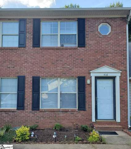 416 W Townes Court, Spartanburg, SC 29301 (MLS #1422109) :: Resource Realty Group