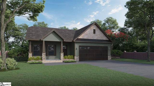 26 Mendham Lane Lot 56, Greer, SC 29650 (#1422127) :: Coldwell Banker Caine