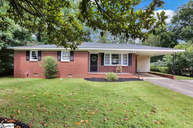 110 Glendale Street, Greenville, SC 29605 (#1422134) :: Coldwell Banker Caine