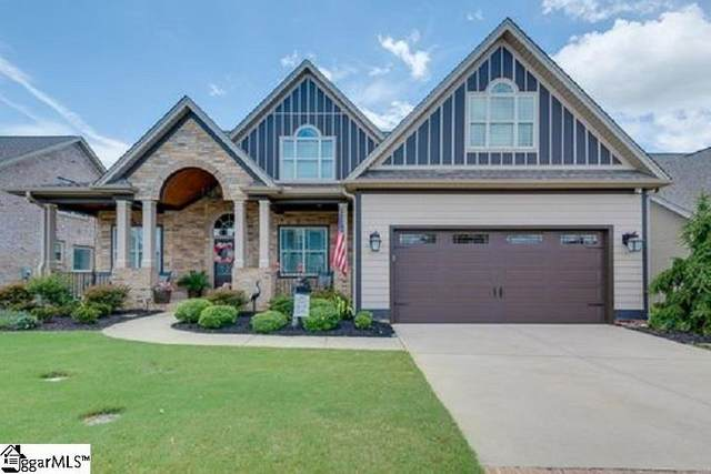 105 Malibu Lane, Simpsonville, SC 29680 (#1422138) :: J. Michael Manley Team