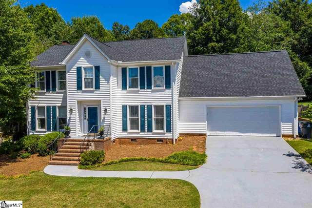 109 Golf View Lane, Greenville, SC 29609 (MLS #1422141) :: Resource Realty Group