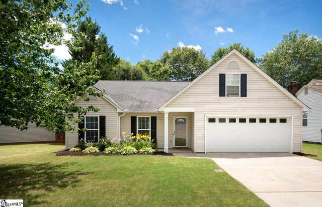 3 Hazeltine Court, Simpsonville, SC 29681 (#1422174) :: Dabney & Partners