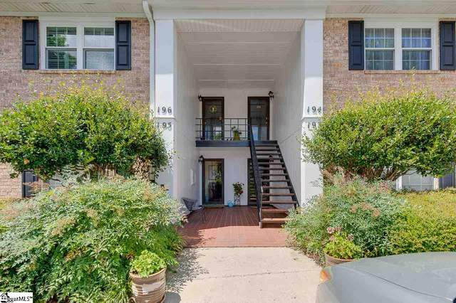 925 Cleveland Street Unit 196, Greenville, SC 29601 (MLS #1422190) :: Resource Realty Group