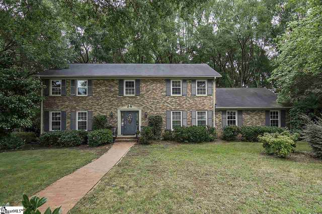 206 Pecan Hill Drive, Simpsonville, SC 29681 (#1422192) :: The Haro Group of Keller Williams