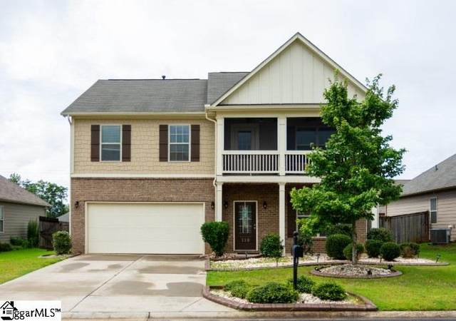 110 Moonlit Drive, Greenville, SC 29605 (#1422216) :: The Haro Group of Keller Williams