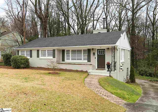 18 Coventry Lane, Greenville, SC 29609 (#1422219) :: Coldwell Banker Caine
