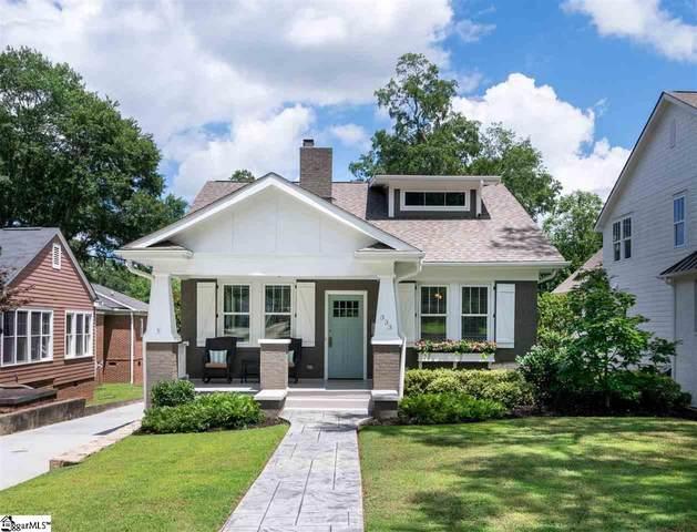 333 Jones Avenue, Greenville, SC 29605 (#1422248) :: Hamilton & Co. of Keller Williams Greenville Upstate
