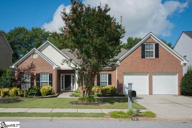 15 Heritage Point Drive, Simpsonville, SC 29681 (#1422263) :: Dabney & Partners