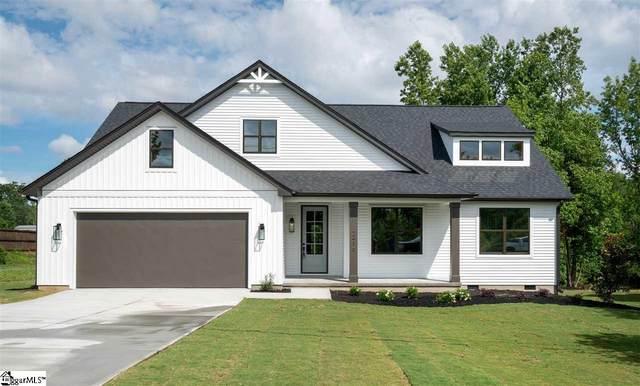 2416 Poole Road, Greer, SC 29651 (#1422287) :: Hamilton & Co. of Keller Williams Greenville Upstate