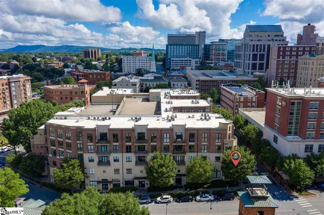 112 W Broad Street Unit 205, Greenville, SC 29601 (MLS #1422294) :: Resource Realty Group