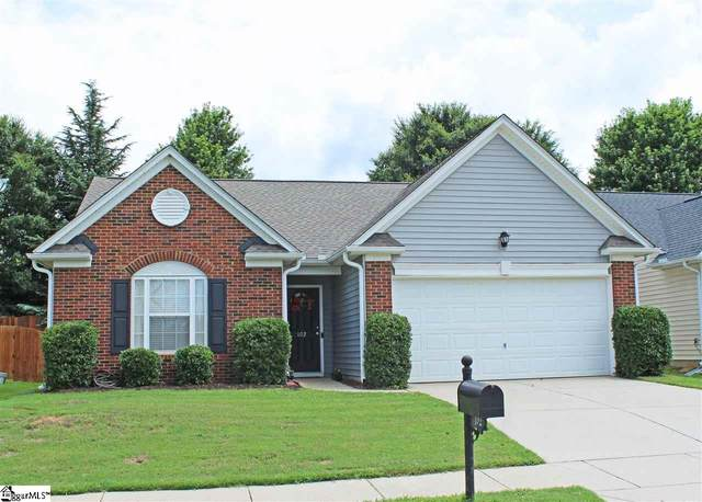 102 Tralee Lane, Greer, SC 29650 (#1422303) :: Coldwell Banker Caine