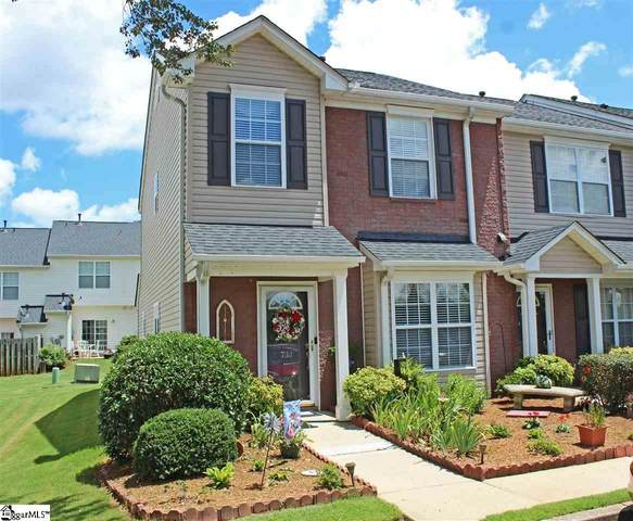 733 Rock Hill Court, Greenville, SC 29607 (MLS #1422318) :: Resource Realty Group