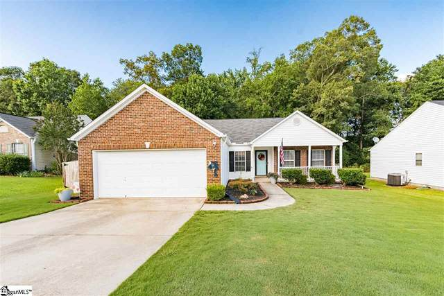507 Fountainbrook Lane, Fountain Inn, SC 29644 (#1422328) :: The Toates Team