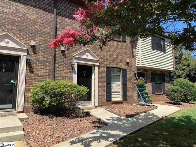 812 Reid School Road Unit 23, Taylors, SC 29687 (#1422376) :: Hamilton & Co. of Keller Williams Greenville Upstate