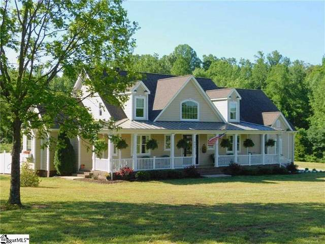 255 Coon Creek Drive, Fair Play, SC 29643 (#1422378) :: Hamilton & Co. of Keller Williams Greenville Upstate