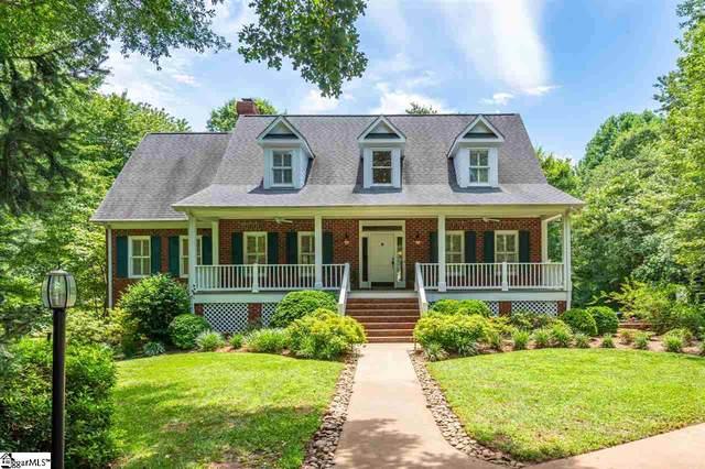 210 Kilgore Circle, Simpsonville, SC 29681 (#1422383) :: Hamilton & Co. of Keller Williams Greenville Upstate
