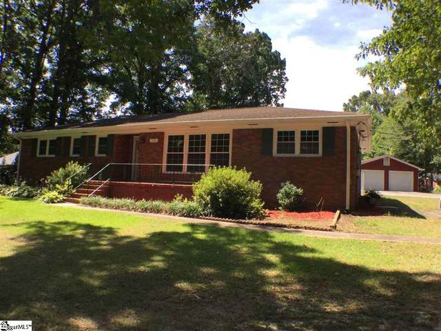 107 Lanette Drive, Spartanburg, SC 29301 (#1422400) :: Hamilton & Co. of Keller Williams Greenville Upstate