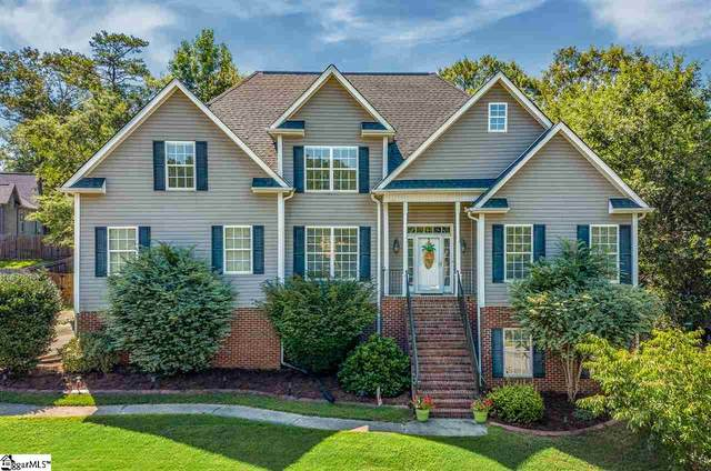 10 Yolon Way, Simpsonville, SC 29680 (#1422406) :: Hamilton & Co. of Keller Williams Greenville Upstate