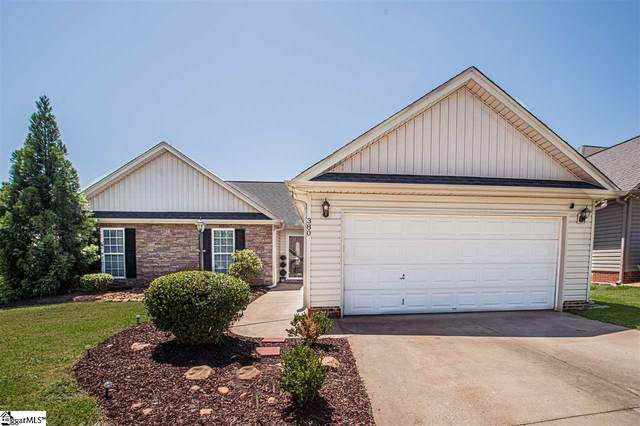 380 Split Oak Lane, Inman, SC 29349 (#1422444) :: Hamilton & Co. of Keller Williams Greenville Upstate