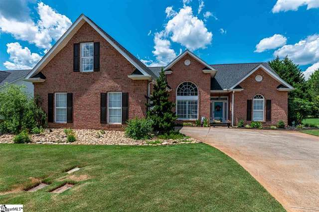 205 Meadow Lake Trail, Greer, SC 29650 (#1422456) :: Hamilton & Co. of Keller Williams Greenville Upstate