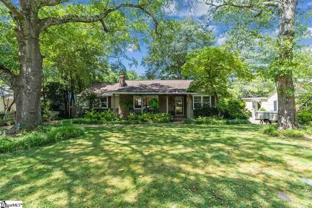 21 Arcadia Drive, Greenville, SC 29609 (#1422467) :: Hamilton & Co. of Keller Williams Greenville Upstate
