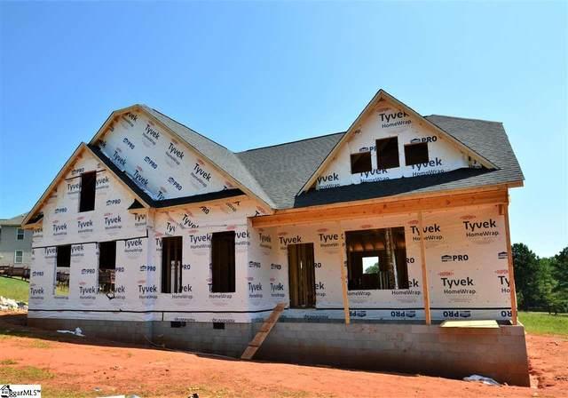 480 Nelson Road, Inman, SC 29349 (#1422481) :: Hamilton & Co. of Keller Williams Greenville Upstate