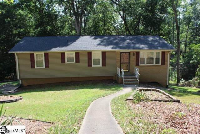 105 Birchbark Drive, Greenville, SC 29611 (MLS #1422505) :: Prime Realty