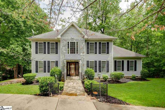 168 Club View Drive, Greenville, SC 29609 (MLS #1422541) :: Resource Realty Group