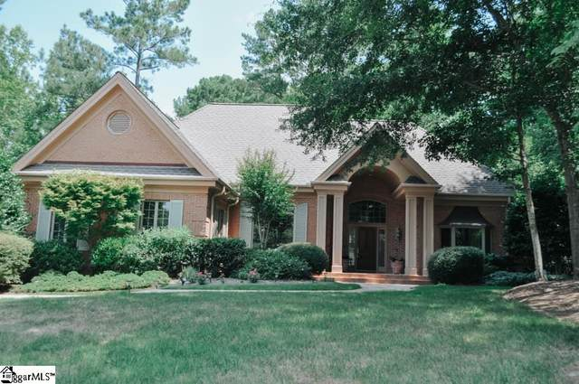 130 Turnberry Drive, Spartanburg, SC 29306 (MLS #1422555) :: Prime Realty
