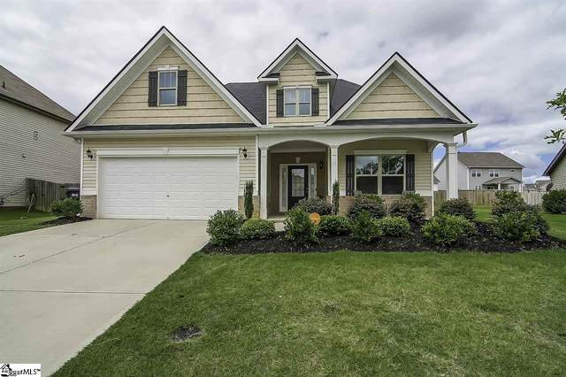 11 Glenmora Road, Simpsonville, SC 29680 (#1422630) :: The Toates Team