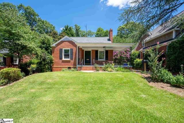 7 Ottaway Drive, Greenville, SC 29605 (#1422685) :: Green Arc Properties