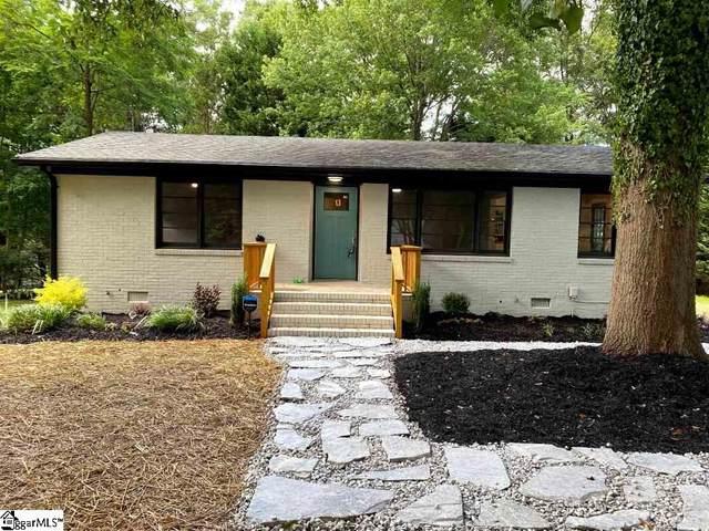 7 Echols Drive, Greenville, SC 29605 (#1422710) :: Expert Real Estate Team
