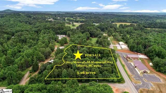 5625 Moorefield Memorial Highway, Liberty, SC 29657 (#1422723) :: J. Michael Manley Team