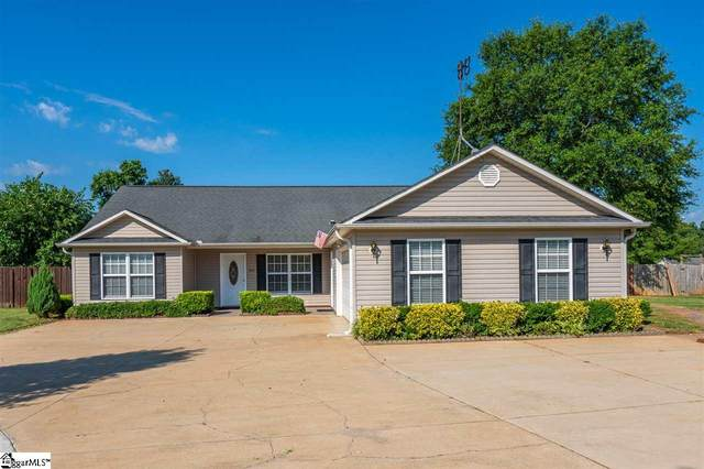 360 Gibbs Road, Wellford, SC 29385 (#1422724) :: Hamilton & Co. of Keller Williams Greenville Upstate
